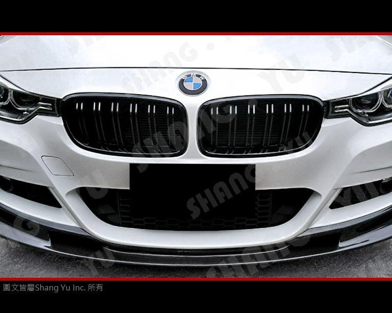 BMW F30 F31 亮黑 M3 款 水箱罩 316 318 320 328 330 335