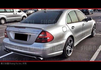賓士 BENZ W211 AMG 後保桿 空力套件 E200 E240 E280 E320 E500 E55 E63 新北市