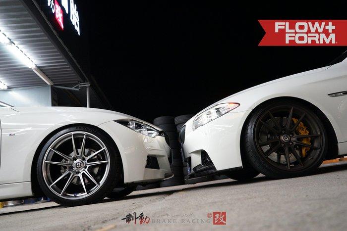 """㊣HRE FlowForm - FF04 20"""" 旋壓輕量化 BMW F31.F30.F10 歡迎詢問 / 制動改"""