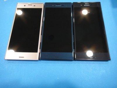 *二手商店*Sony Xperia XZ F8332 3G/64G(4+3雙卡 2300萬畫素 4核 5.2吋)