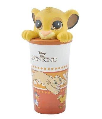 正版授權獅子王杯(冷水杯)沒有盒子不介意再下單(有吸管)