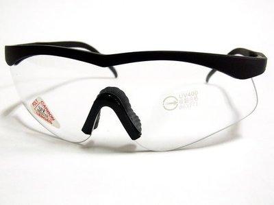 e視網眼鏡  e視網-S-K  KWR9322 平光透明(防霧鏡片)運動防風護目眼鏡 【沙塵暴必備防風全新款】