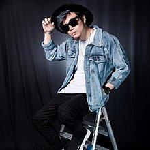 。R.C。2017 Mosqito.正韓精品!! 上寬下窄 鬆緊褲頭 baggy 九分.低襠小丑褲老爺褲!!~破盤580