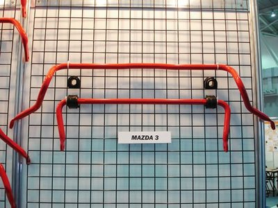 AOE防傾桿(ANTI-ROLL BAR)[01-07年TOYOTA-ALTIS專用AOE前防傾桿(25mm)]