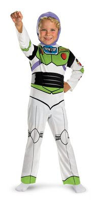 反斗奇兵 - 巴斯光年 Toy Story - Buzz Lightyear Classic Toddler / Child Costume