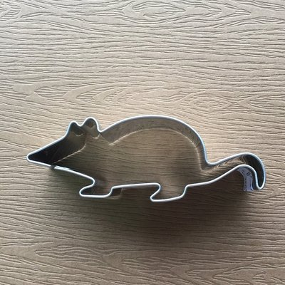 德國製 Stadter Cookie Cutter Mouse 老鼠造型 老鼠餅乾 餅乾模型 新品