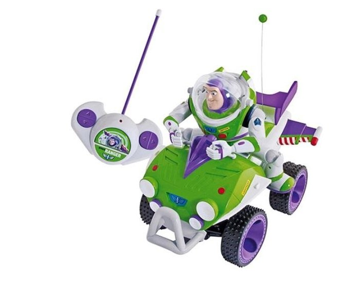 Toy story-玩具總動員遙控太空船