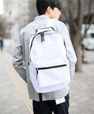 【Mr.Japan】日本 Rageblue 素色 基本款 多口袋 大容量 收納 後背包 包 機能 白 特價 預購款