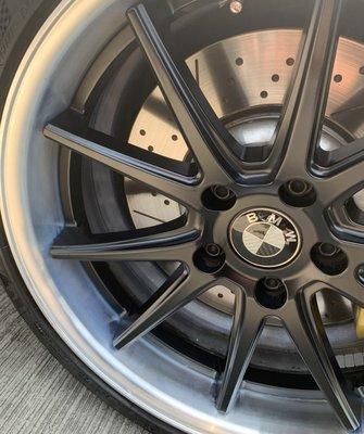 日本鍛造WORK GNOSIS CV201鋁鋼圈BMW可用F世代 by 我型我色