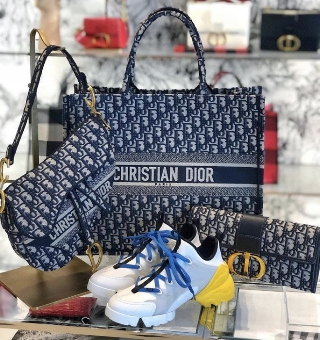 2020 Dior春夏巨美馬鞍包搶先開箱!