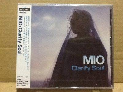 ~拉奇音樂~ MIO / Clarify Soul 日本版 全新未拆封
