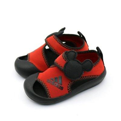 ADIDAS AltaVenture 米奇、米妮 小童 涼鞋 原價1090元
