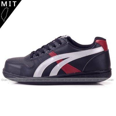 Ovan 男款 耐高溫 MIT專業手工製造滑板式 鋼頭安全鞋 工作鞋