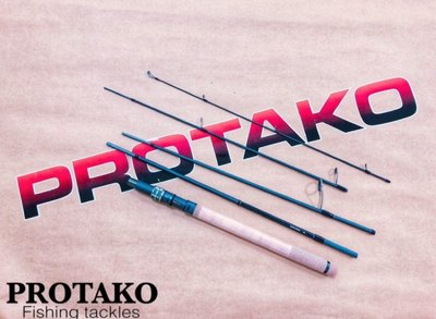 (桃園建利釣具)PROTAKO SOUN DING GT-605-4C 旅竿 槍柄路亞竿 偷跑竿 翹班竿免運 付贈竿袋