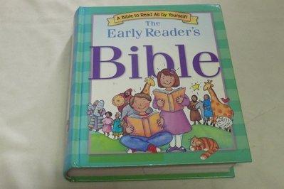 """【彩虹小館Q9】英文童書~The Early Reader""""s Bible"""