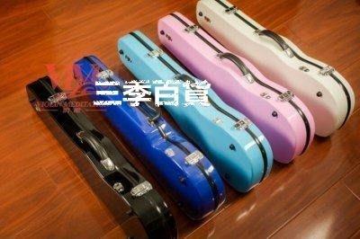 三季小提琴盒 44型號琴盒顏色多種高檔鋼琴烤漆現貨 時尚提琴盒流行的小提琴玻璃鋼琴盒影視同款❖859