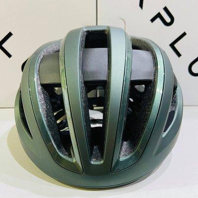 【皇小立】KPLUS NOVA 磁吸式安全帽 夜幕綠 自行車安全帽 / KASK MONTON POC OGK GIRO