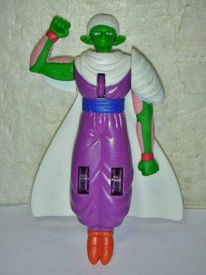 T.(企業寶寶公仔娃娃)少見2006年麥當勞發行新七龍珠-比克/Piccolo公仔!--具迴力值得收藏!