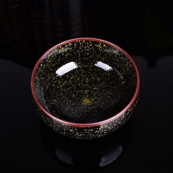 建陽 建盞 龍窯柴燒 茶具 名家 全手工製作 收藏品 原礦釉 茶盞 陶瓷 茶杯 功夫茶具 品茗杯 主人杯 家用 喝茶碗