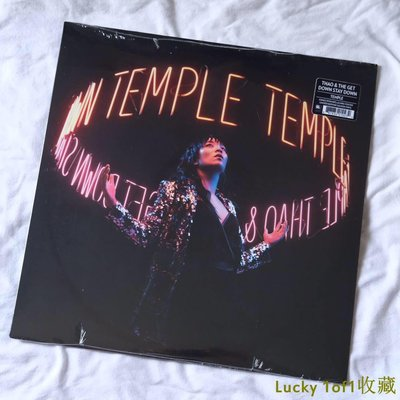Lucky 1of1收藏Thao & The Get Down Stay Down Temple 限量 粉膠 LP 黑膠唱片