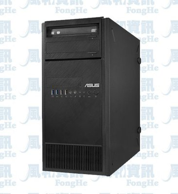 華碩 ASUS TS100-E10-PI4 直立式伺服器(E-2236/32GB/2TB*2)【風和資訊】