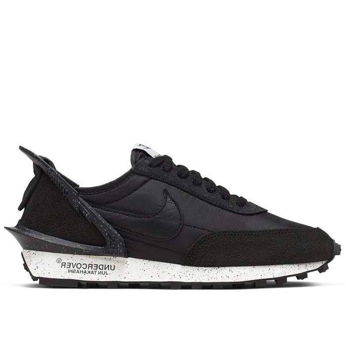 【A-KAY0】NIKE X UNDERCOVER 男女 W DAYBREAK BLACK 黑【CJ3295-001】