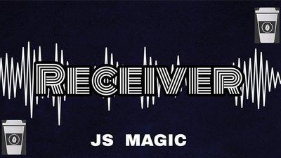 【天天魔法】【S1300】正宗原廠~接收人(紙杯聽筒預言)~The Receiver by Jimmy Strange
