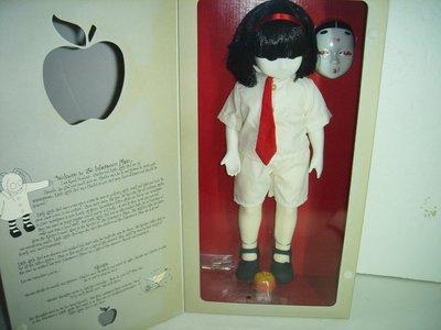 罕有絕版2005年 Little Apple Dolls Mentis 恐怖娃娃 FIGURE 公仔
