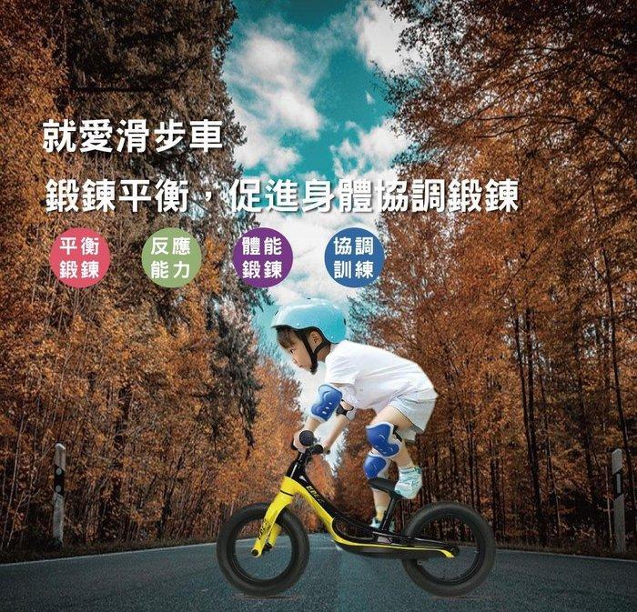 [凱溢自行車] 台灣製造 KREX 兒童學步車 寶寶鍛鍊平衡的選擇  鋁鎂合金車架