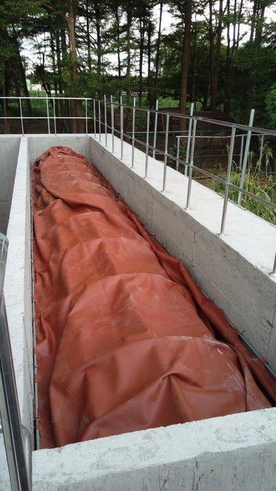 紅泥沼氣袋 (客製化規格)