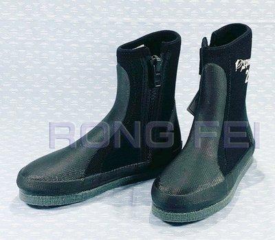 RongFei 5mm耐磨布防滑鞋 台灣製造 釣魚鞋 溯溪鞋 潛水鞋 浮潛鞋 廠家直賣 另售:磯釣鞋 潛水刀