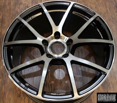 全新鋁圈 正日本 RAYS S5 18吋 5孔120 9J ET48 鍛造 輕量化 (特價一組) BMW F20 R60