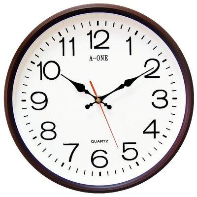內切立體邊框掛鐘時鐘 立體字時鐘 辦公室時鐘 客廳 書房 店面時鐘 靜音掛鐘【↘最低200】TG-0556