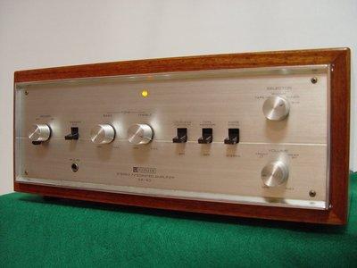 真善美音響維修買賣~古董50年名機 PIONEER SA40真空管綜合擴大機 功能正常 聲音讚 罕見收藏品