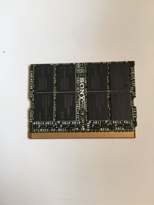 Sony VAIO DDR333 512MB Micro-Dimm -1