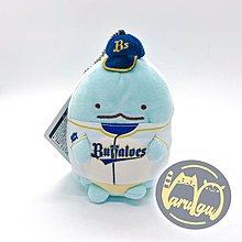 日本角落生物12野球系列 Buffaloes隊恐龍公仔