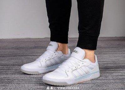 adidas neo ENTRAP 低幫 網面 輕便 防滑 耐磨 百搭 休閒 運動 滑板鞋 FW9333 男鞋