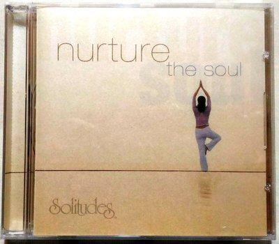 發燒強片 / 丹吉布森 Dan Gibson / 心靈滋養 Nurture the soul / Solitudes出版 / 加拿大原裝 破盤價 全新未拆