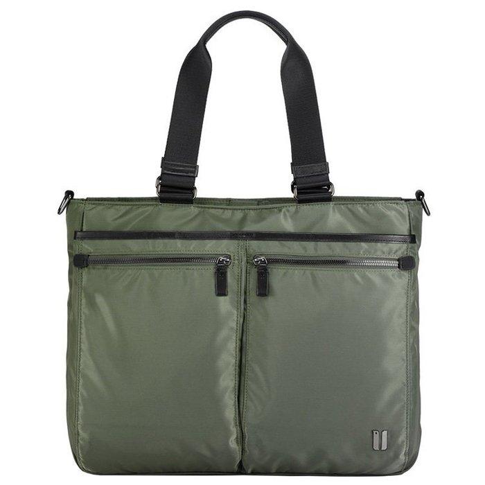 SUMDEX 極緻無限行動托特包NON-732TY綠色