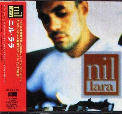 (甲上唱片) Nil Lara - Nil Lara - 日盤+21BONUS