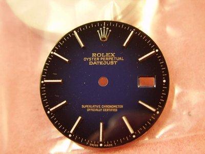 Rolex 勞力士 16013-16233 漸層藍面盤~ ..