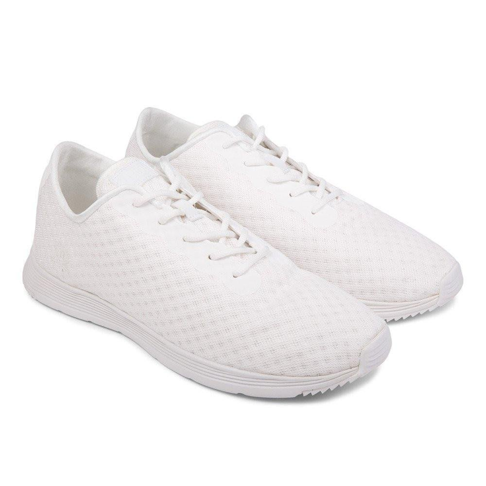 【GIANT MALL】RANSOM FIELD LITE WHITE/WHITE 加拿大 透氣布料 白 輕量