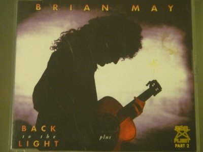 Brian May (Queen) 布萊恩梅 -- Back to the Light 單曲