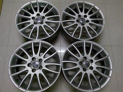 volvo富豪V40原廠17吋5孔108鋁圈ford--focus--s40--s80--S70--oz--V60--S