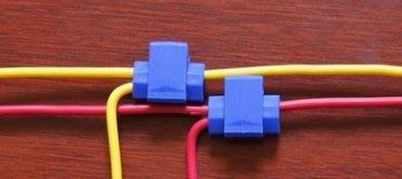 快速接線端子 免剝皮分線接線端子50個100元(量大另議)