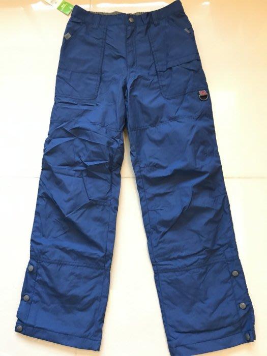 全新 bossini kids 防風保暖休閒褲-160CM-低價起標