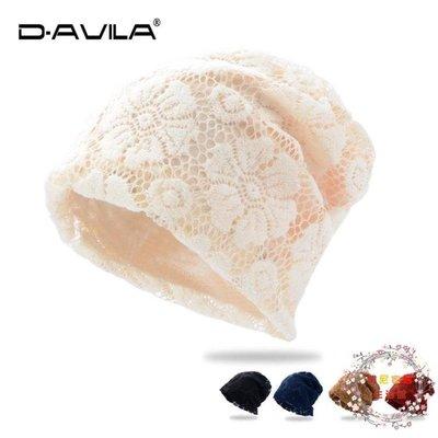 月子帽堆堆帽 透氣女士頭巾帽套頭包頭孕婦產婦月子帽化療光頭蕾絲帽子 【拾月生活小鋪 可開發票】