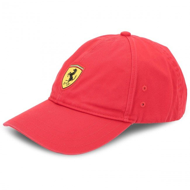 ☆【Puma帽子館】☆【PUMA X SF FARRARI聯名棒球帽】☆【PUH003C6】(紅色)11/9到貨