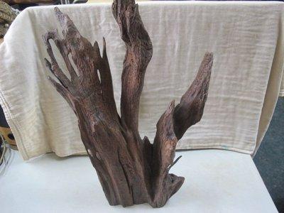 二手舖 NO.2236 天然原木 沉木 藝術造型擺件