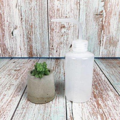 BEAGLE 多肉植物 仙人掌專用-擠壓式澆水壺/噴水壺園藝工具-500ml